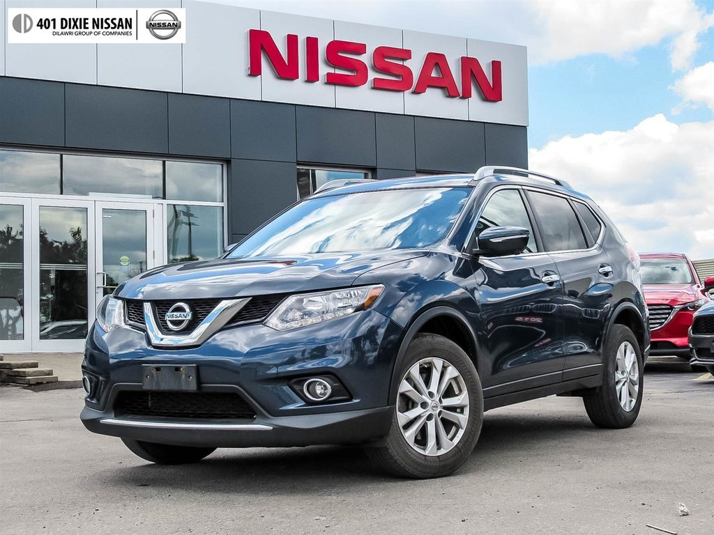 2015 Nissan Rogue SV AWD CVT in Mississauga, Ontario - 1 - w1024h768px