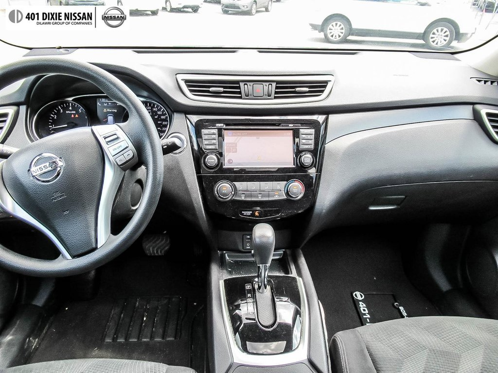 2015 Nissan Rogue SV AWD CVT in Mississauga, Ontario - 15 - w1024h768px