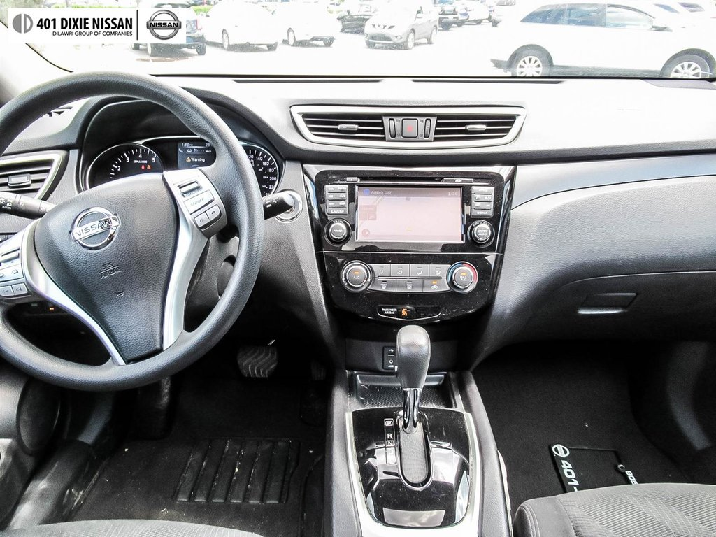 2015 Nissan Rogue SV AWD CVT in Mississauga, Ontario - 40 - w1024h768px