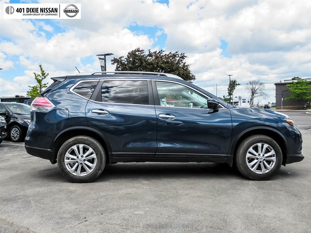 2015 Nissan Rogue SV AWD CVT in Mississauga, Ontario - 4 - w1024h768px