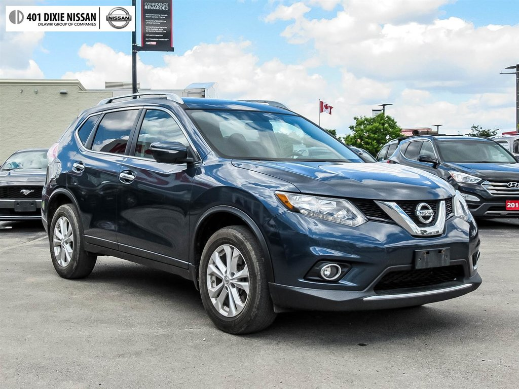 2015 Nissan Rogue SV AWD CVT in Mississauga, Ontario - 29 - w1024h768px
