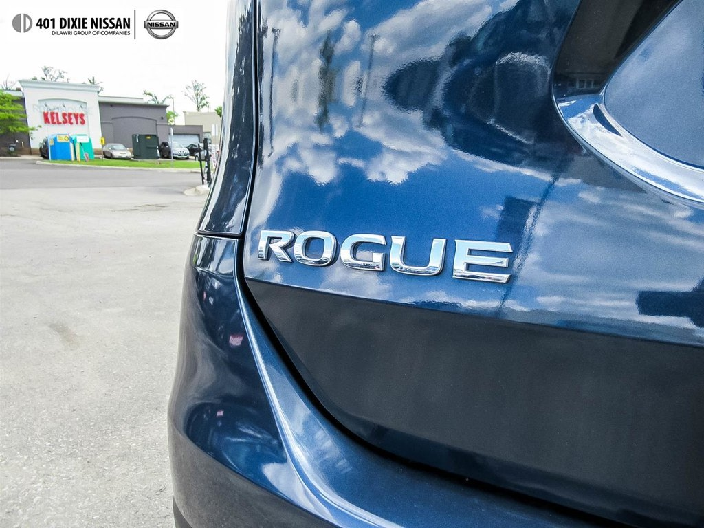 2015 Nissan Rogue SV AWD CVT in Mississauga, Ontario - 46 - w1024h768px
