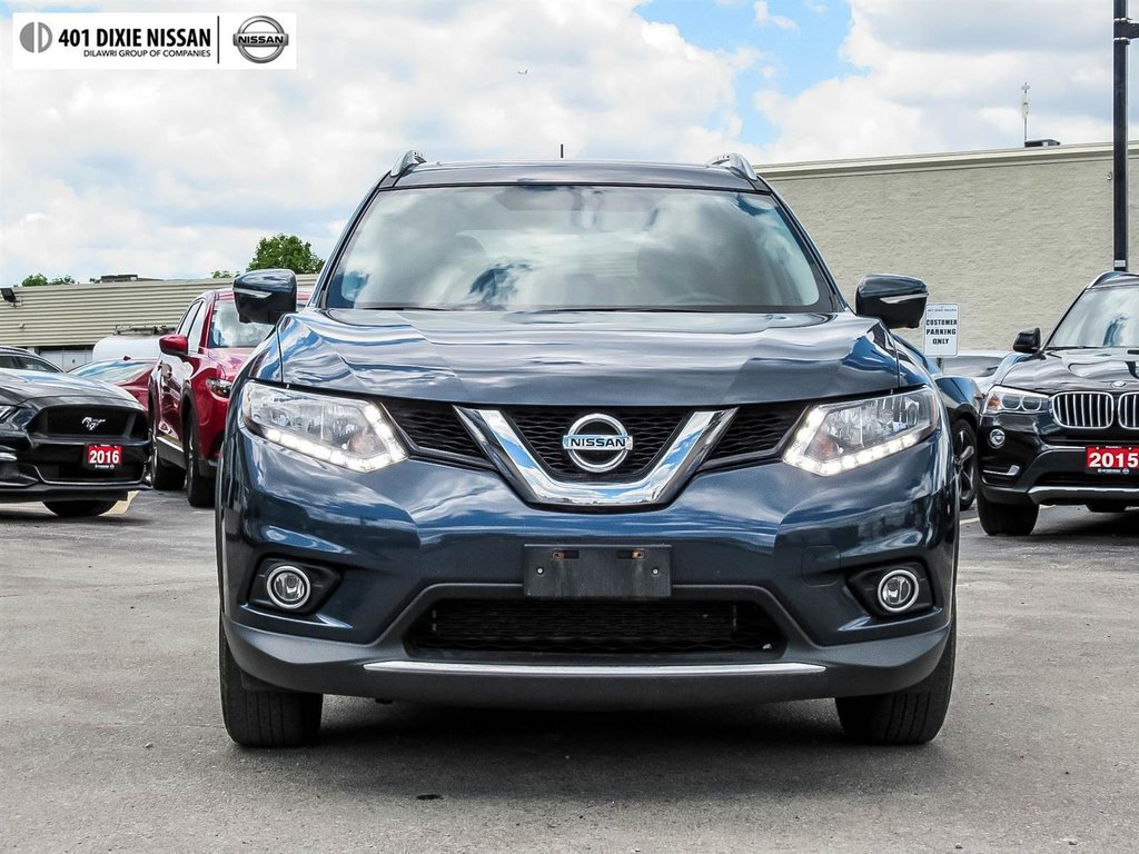 2015 Nissan Rogue SV AWD CVT in Mississauga, Ontario - 2 - w1024h768px