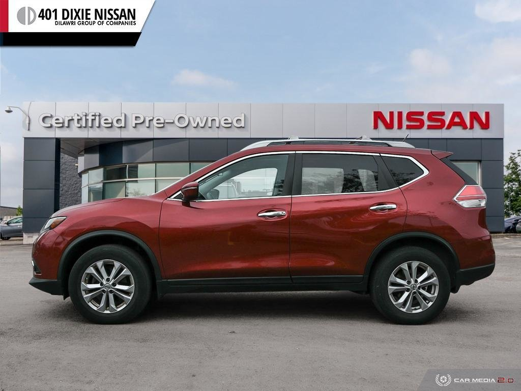 2015 Nissan Rogue SV AWD CVT in Mississauga, Ontario - 3 - w1024h768px