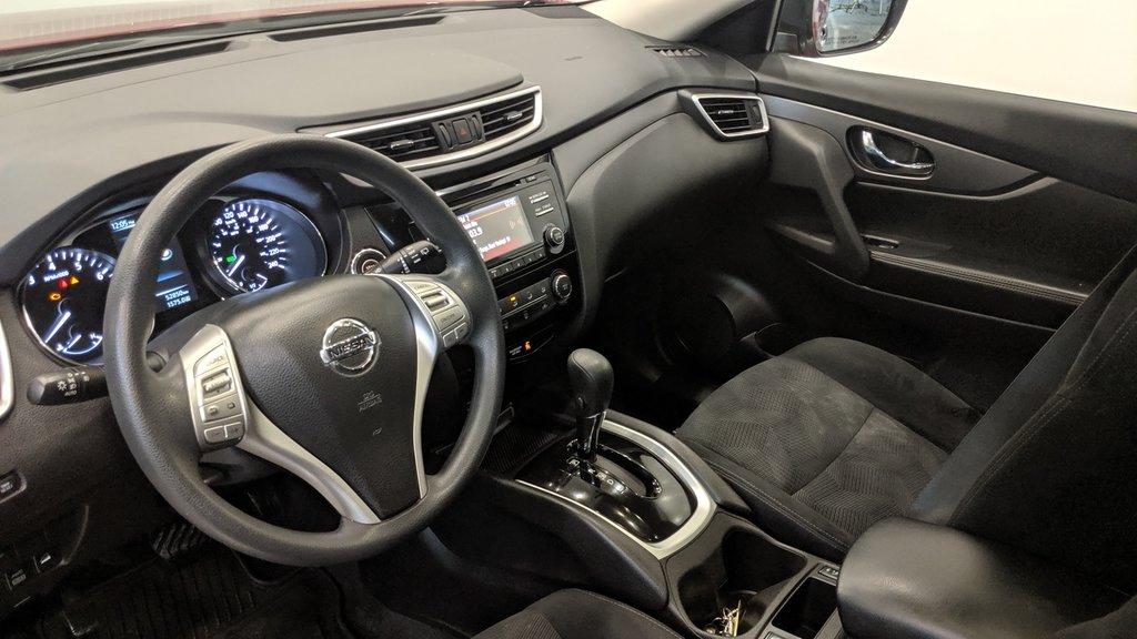 2015 Nissan Rogue SV AWD CVT in Regina, Saskatchewan - 10 - w1024h768px