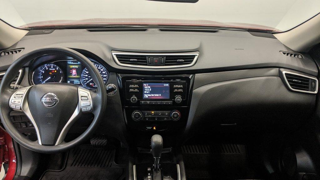 2015 Nissan Rogue SV AWD CVT in Regina, Saskatchewan - 15 - w1024h768px