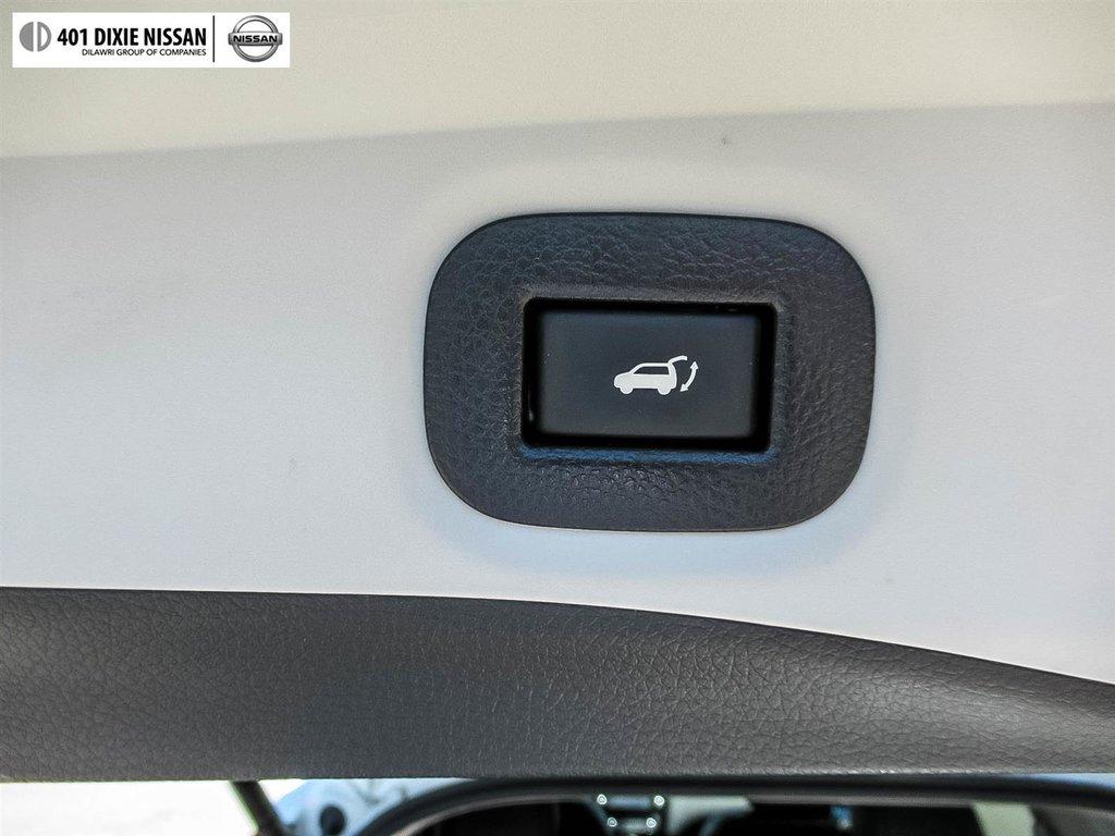 2016 Nissan Rogue SL AWD Premium CVT in Mississauga, Ontario - 18 - w1024h768px