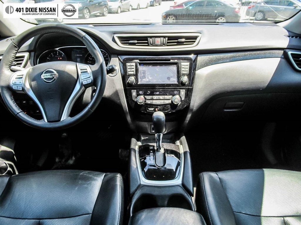 2016 Nissan Rogue SL AWD Premium CVT in Mississauga, Ontario - 17 - w1024h768px