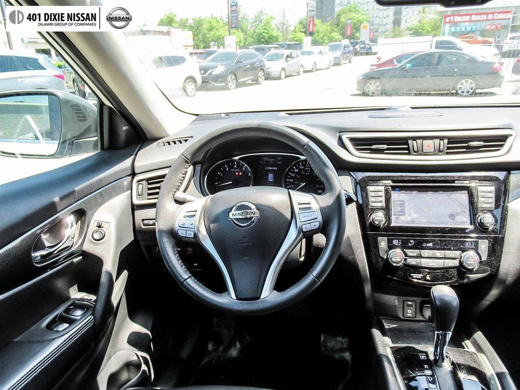 2016 Nissan Rogue SL AWD Premium CVT in Mississauga, Ontario - 14 - w1024h768px