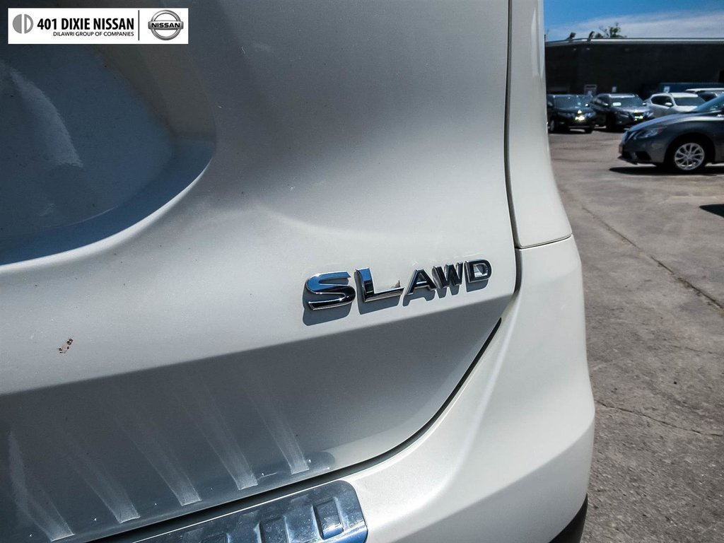 2016 Nissan Rogue SL AWD Premium CVT in Mississauga, Ontario - 46 - w1024h768px