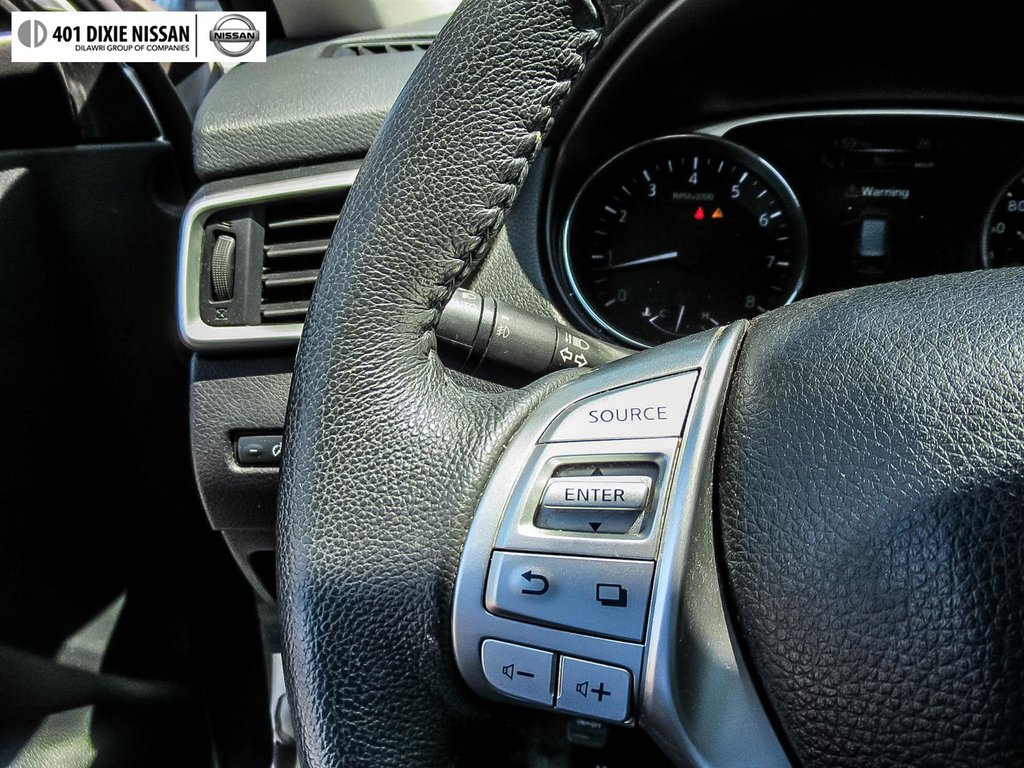 2016 Nissan Rogue SL AWD Premium CVT in Mississauga, Ontario - 52 - w1024h768px