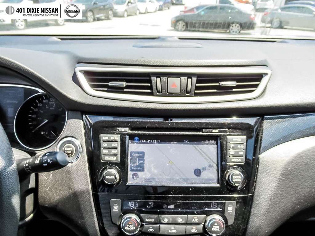 2016 Nissan Rogue SL AWD Premium CVT in Mississauga, Ontario - 26 - w1024h768px