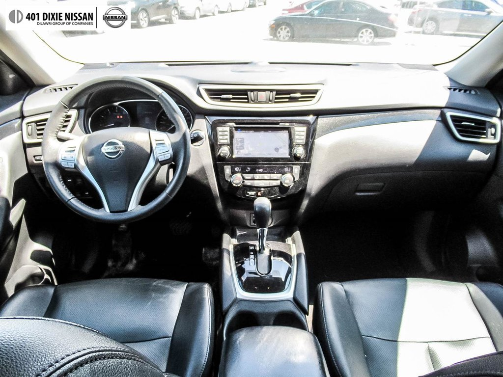 2016 Nissan Rogue SL AWD Premium CVT in Mississauga, Ontario - 39 - w1024h768px