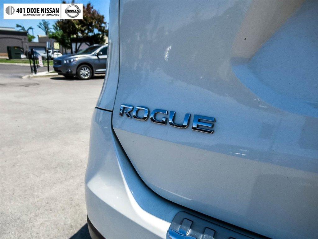 2016 Nissan Rogue SL AWD Premium CVT in Mississauga, Ontario - 45 - w1024h768px