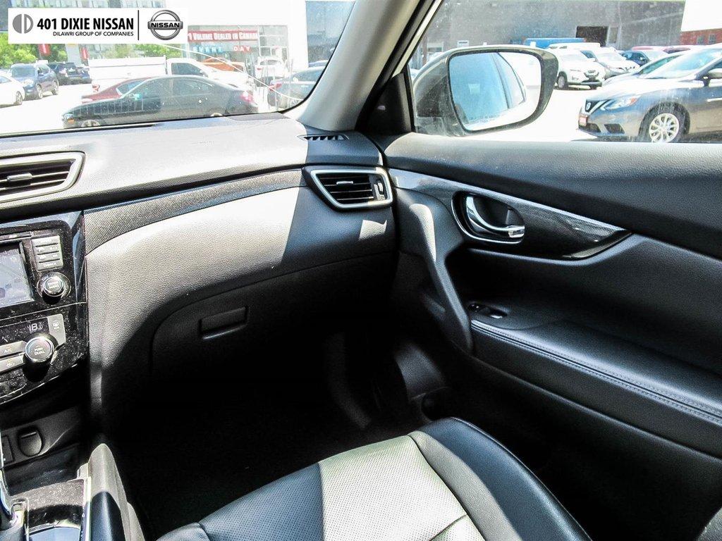 2016 Nissan Rogue SL AWD Premium CVT in Mississauga, Ontario - 42 - w1024h768px