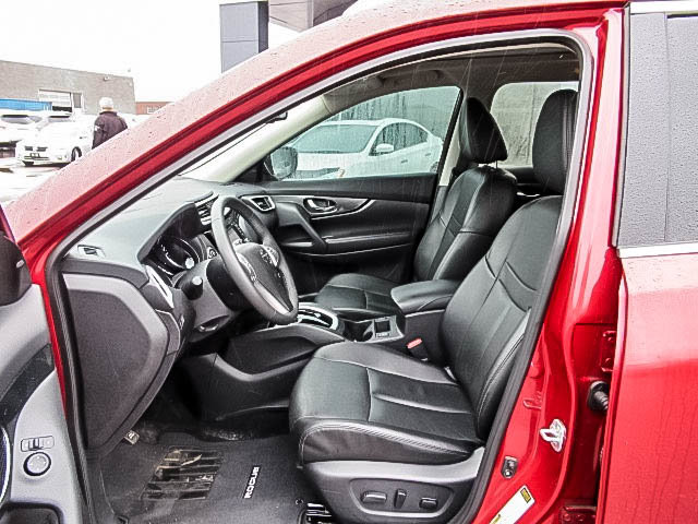 2016 Nissan Rogue SL AWD Premium CVT in Mississauga, Ontario - 33 - w1024h768px
