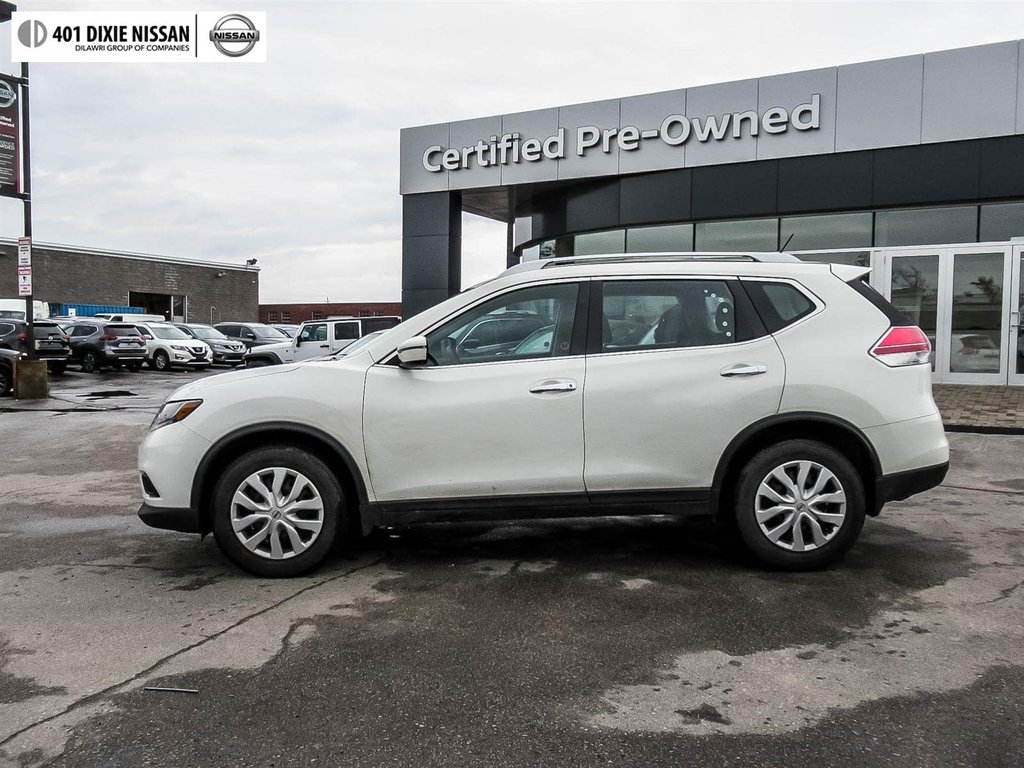 2016 Nissan Rogue S FWD CVT in Mississauga, Ontario - 5 - w1024h768px