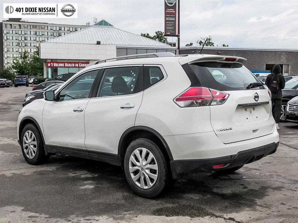 2016 Nissan Rogue S FWD CVT in Mississauga, Ontario - 4 - w1024h768px