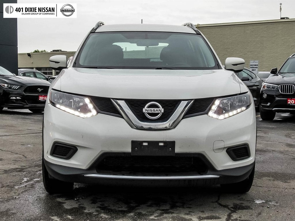 2016 Nissan Rogue S FWD CVT in Mississauga, Ontario - 2 - w1024h768px
