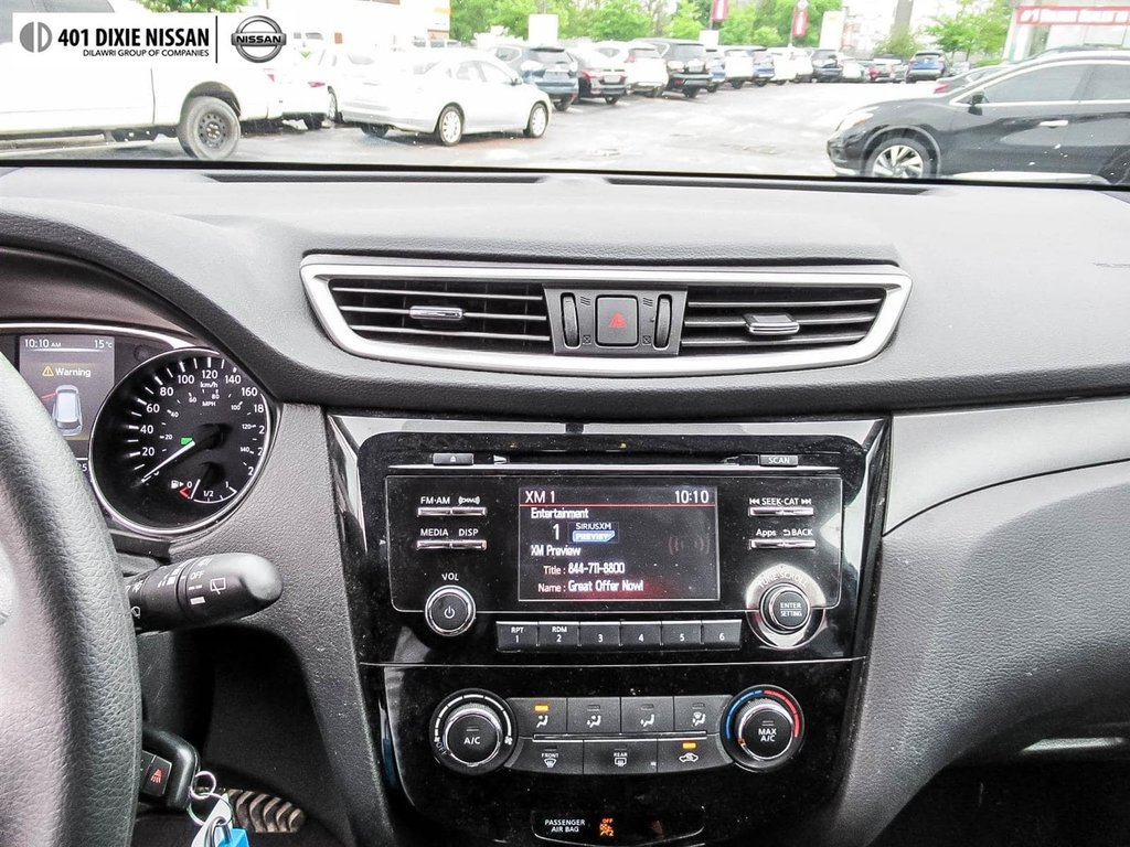 2016 Nissan Rogue S FWD CVT in Mississauga, Ontario - 9 - w1024h768px