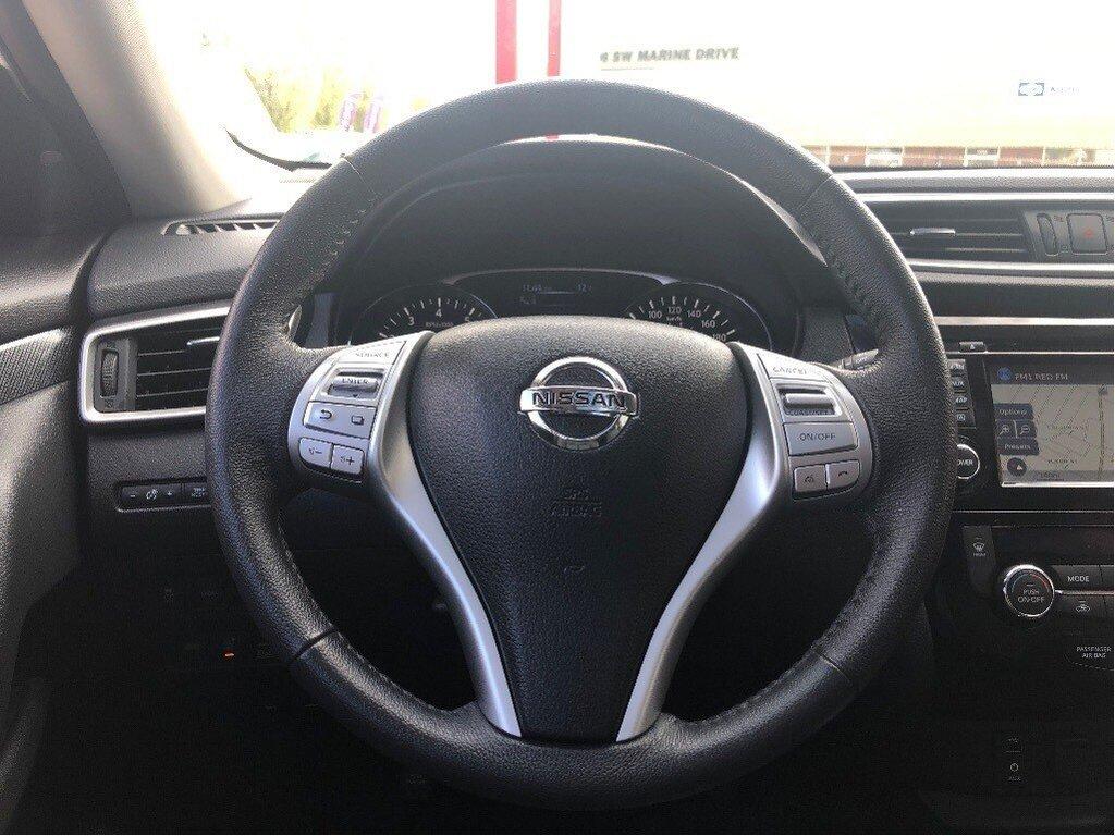 2016 Nissan Rogue SL AWD Premium CVT in Vancouver, British Columbia - 41 - w1024h768px