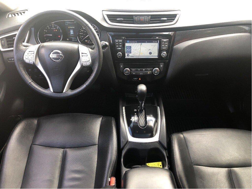 2016 Nissan Rogue SL AWD Premium CVT in Vancouver, British Columbia - 12 - w1024h768px