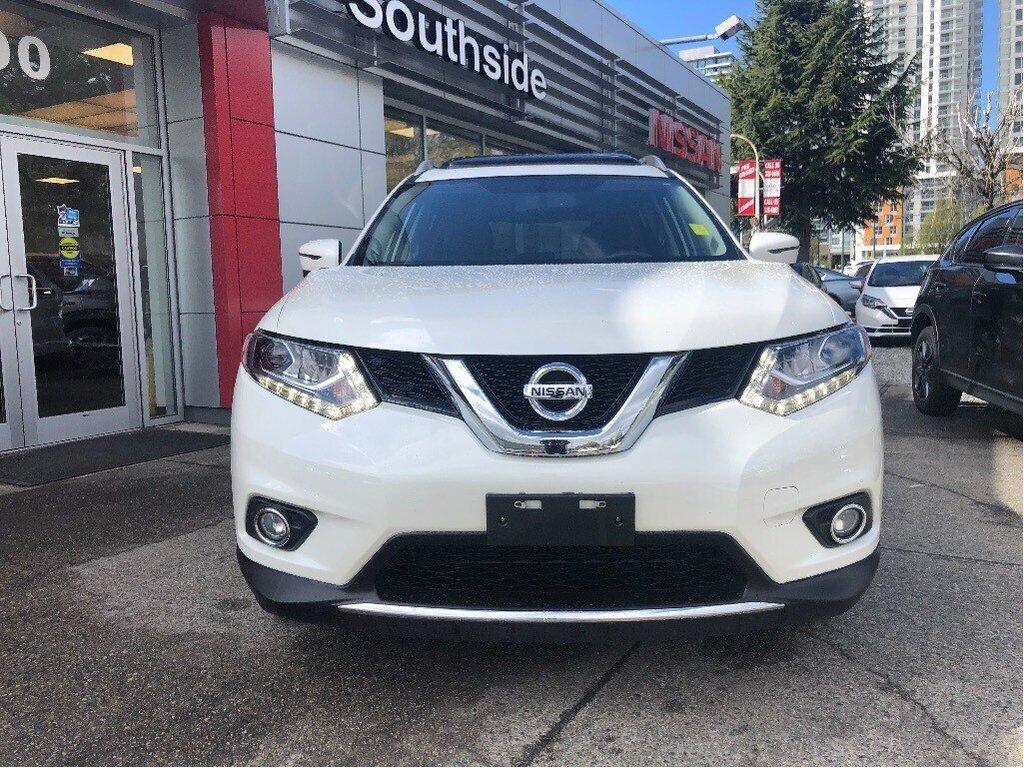 2016 Nissan Rogue SL AWD Premium CVT in Vancouver, British Columbia - 2 - w1024h768px