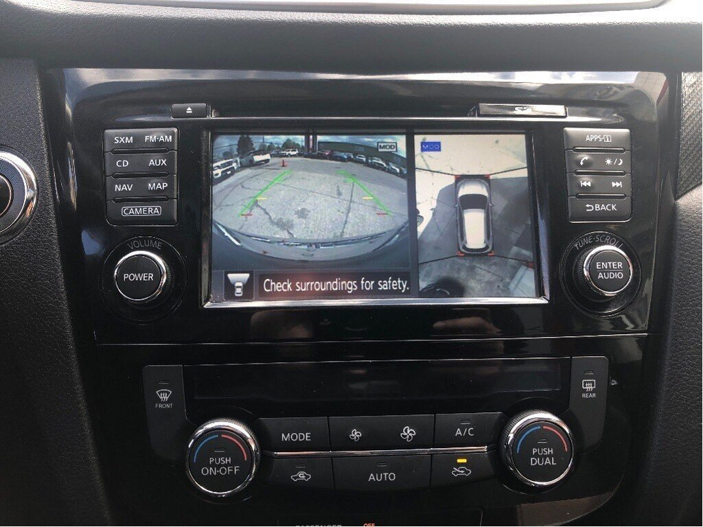 2016 Nissan Rogue SL AWD Premium CVT in Vancouver, British Columbia - 36 - w1024h768px