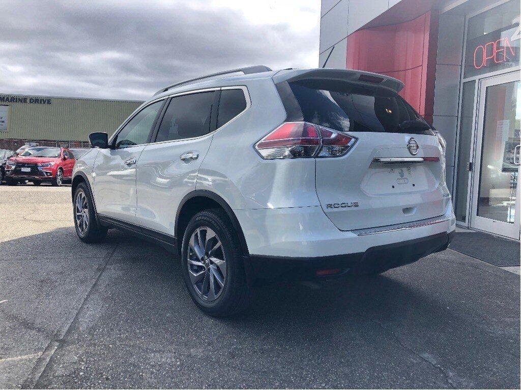 2016 Nissan Rogue SL AWD Premium CVT in Vancouver, British Columbia - 29 - w1024h768px