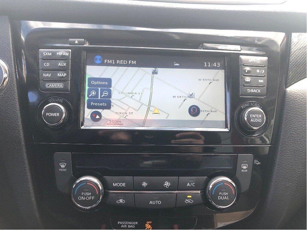 2016 Nissan Rogue SL AWD Premium CVT in Vancouver, British Columbia - 37 - w1024h768px