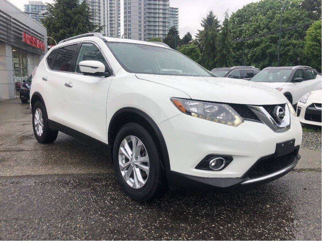 2016 Nissan Rogue SV AWD CVT in Vancouver, British Columbia - 26 - w1024h768px