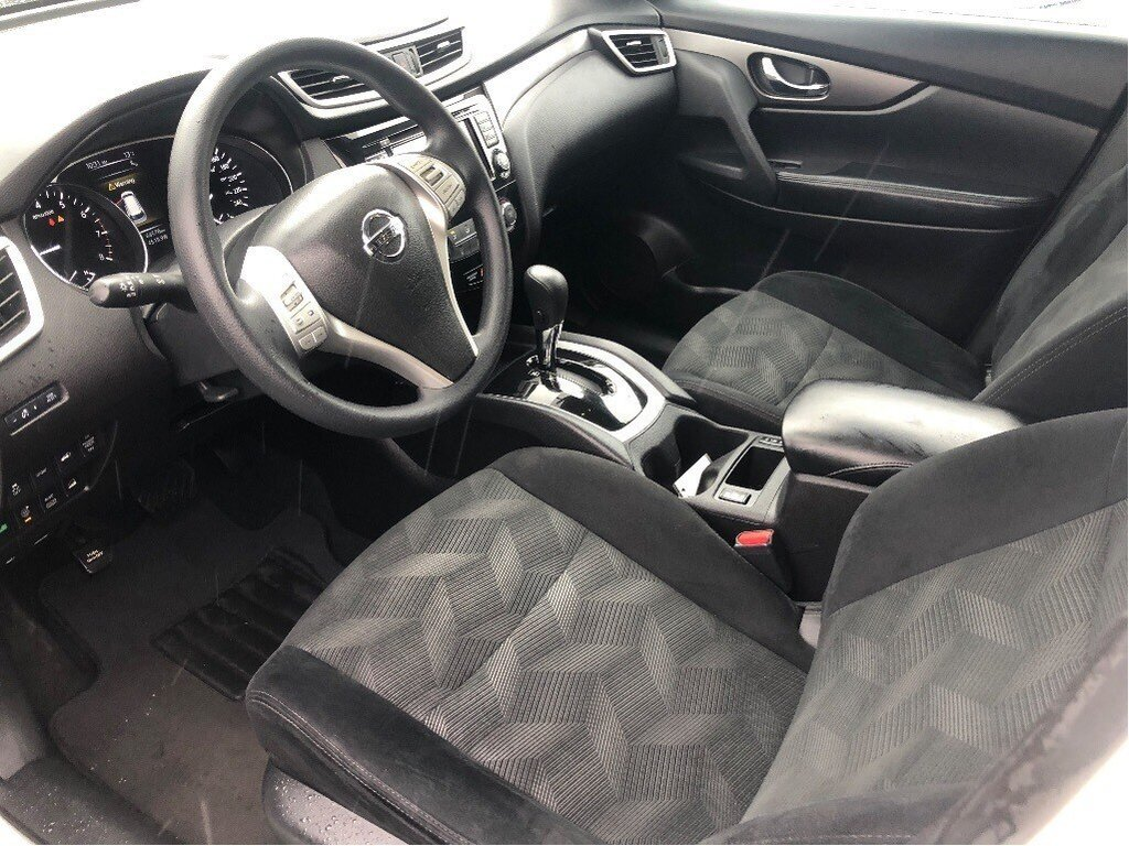 2016 Nissan Rogue SV AWD CVT in Vancouver, British Columbia - 11 - w1024h768px