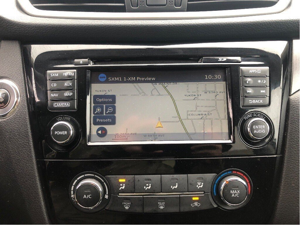 2016 Nissan Rogue SV AWD CVT in Vancouver, British Columbia - 17 - w1024h768px