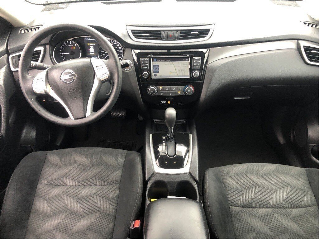 2016 Nissan Rogue SV AWD CVT in Vancouver, British Columbia - 13 - w1024h768px