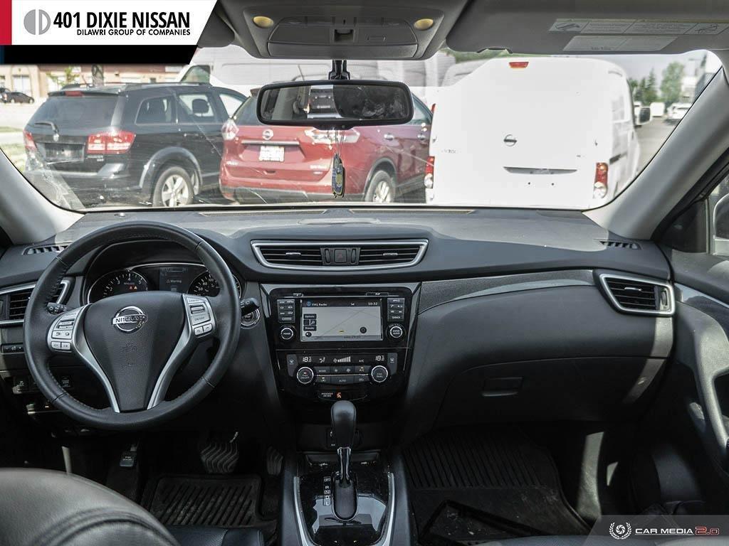 2016 Nissan Rogue SL AWD Premium CVT in Mississauga, Ontario - 27 - w1024h768px