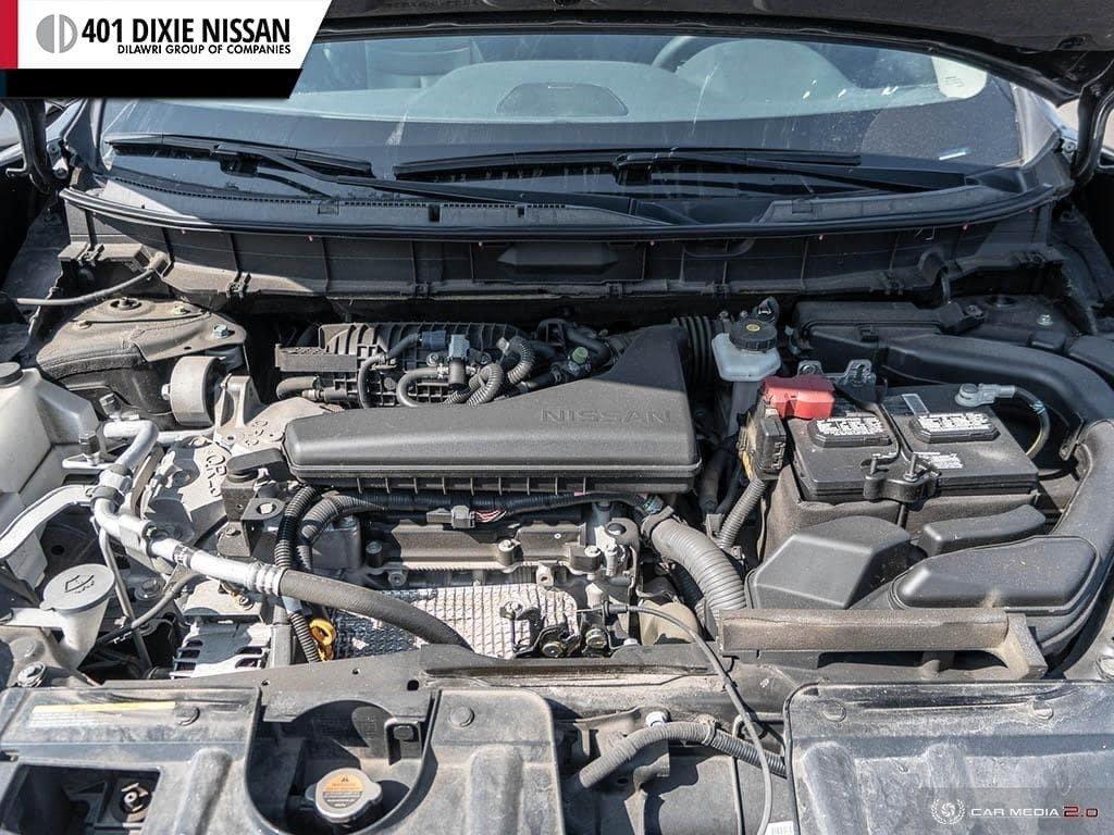 2016 Nissan Rogue SL AWD Premium CVT in Mississauga, Ontario - 8 - w1024h768px