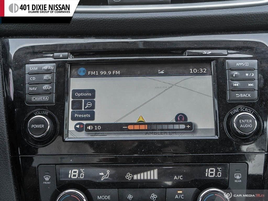 2016 Nissan Rogue SL AWD Premium CVT in Mississauga, Ontario - 21 - w1024h768px