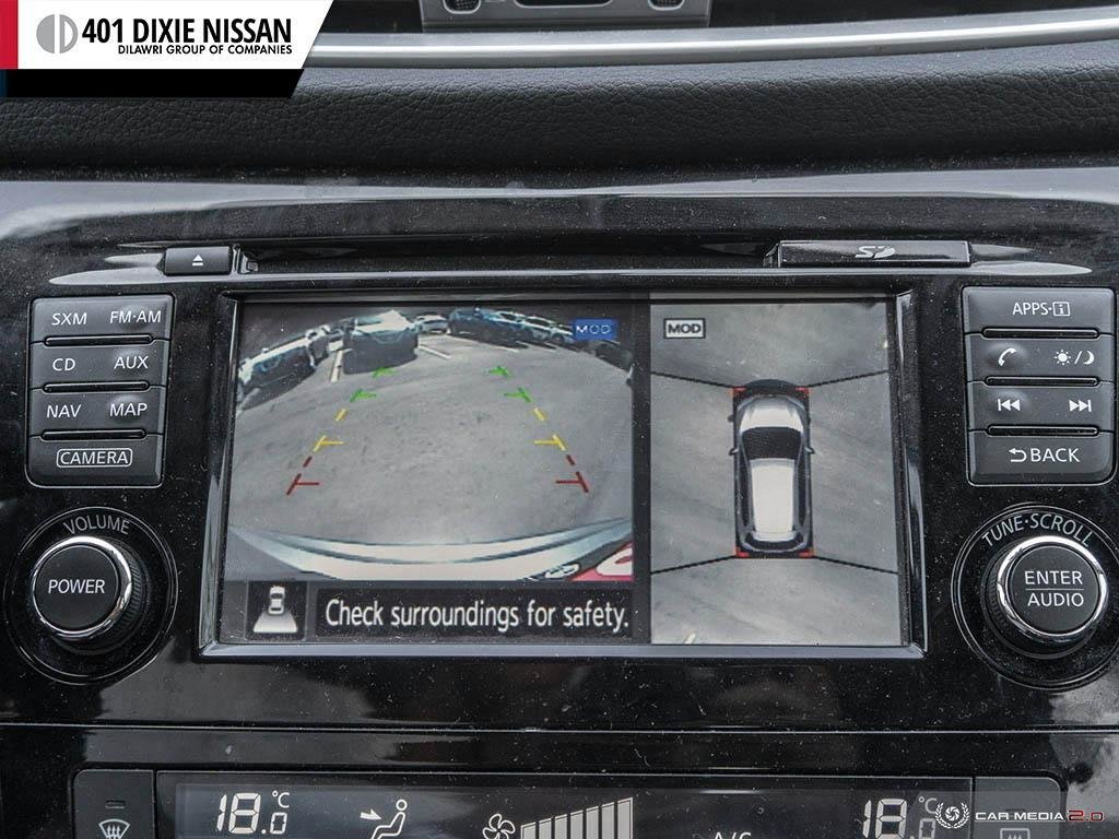 2016 Nissan Rogue SL AWD Premium CVT in Mississauga, Ontario - 22 - w1024h768px