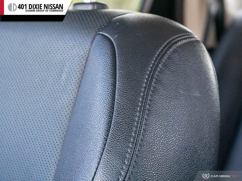 2016 Nissan Rogue SL AWD Premium CVT in Mississauga, Ontario - 25 - w1024h768px