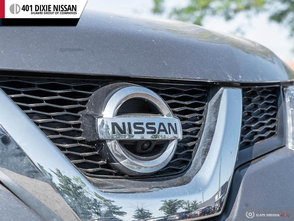 2016 Nissan Rogue SL AWD Premium CVT in Mississauga, Ontario - 9 - w1024h768px