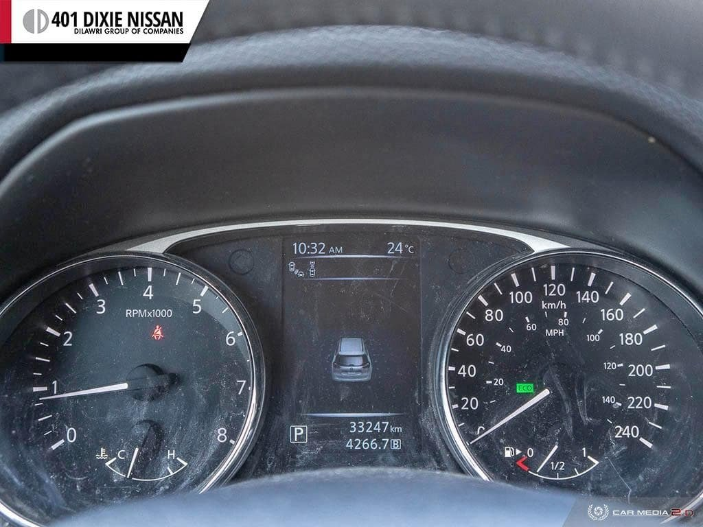 2016 Nissan Rogue SL AWD Premium CVT in Mississauga, Ontario - 15 - w1024h768px