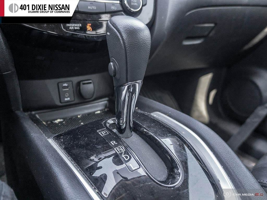2016 Nissan Rogue SL AWD Premium CVT in Mississauga, Ontario - 24 - w1024h768px