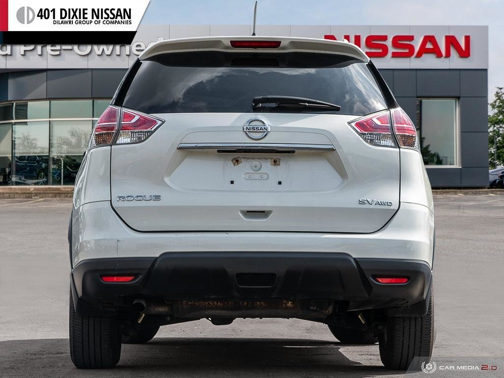 2016 Nissan Rogue SV AWD CVT in Mississauga, Ontario - 5 - w1024h768px