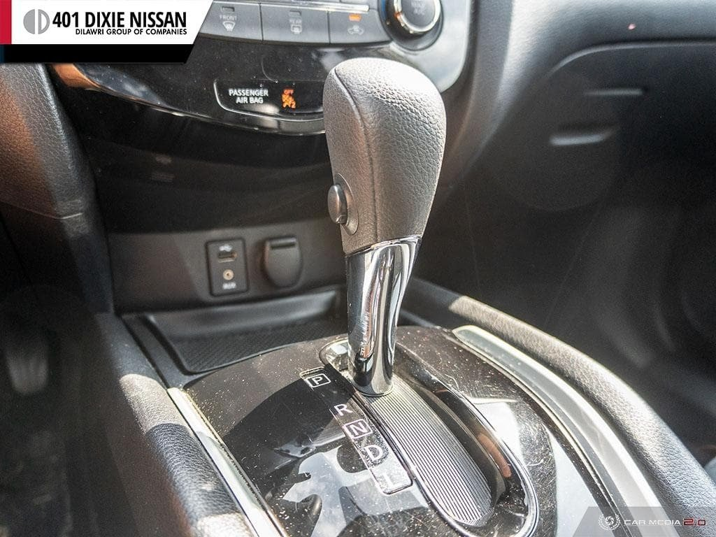 2016 Nissan Rogue SV AWD CVT in Mississauga, Ontario - 18 - w1024h768px
