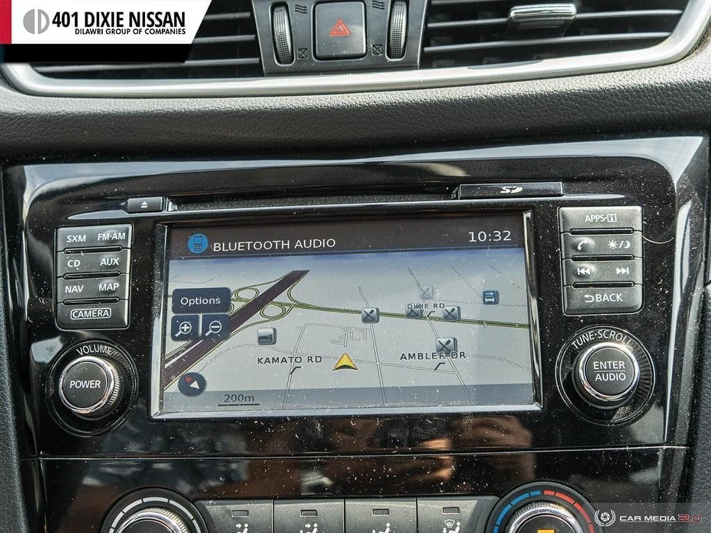 2016 Nissan Rogue SV AWD CVT in Mississauga, Ontario - 20 - w1024h768px