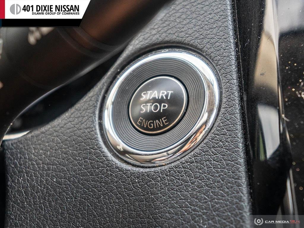 2016 Nissan Rogue SV AWD CVT in Mississauga, Ontario - 26 - w1024h768px