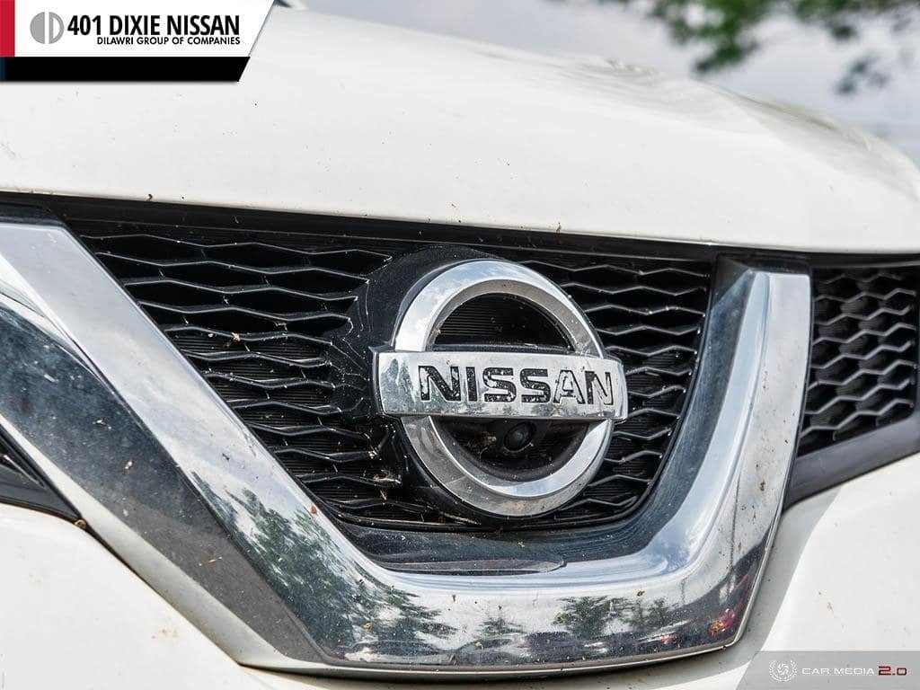 2016 Nissan Rogue SV AWD CVT in Mississauga, Ontario - 9 - w1024h768px