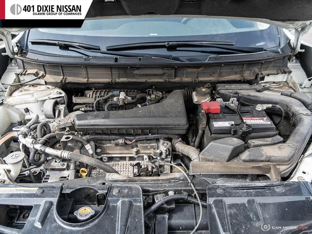 2016 Nissan Rogue SV AWD CVT in Mississauga, Ontario - 8 - w1024h768px