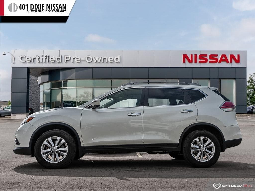 2016 Nissan Rogue SV AWD CVT in Mississauga, Ontario - 3 - w1024h768px