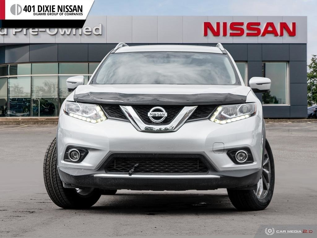 2016 Nissan Rogue SL AWD Premium CVT in Mississauga, Ontario - 2 - w1024h768px